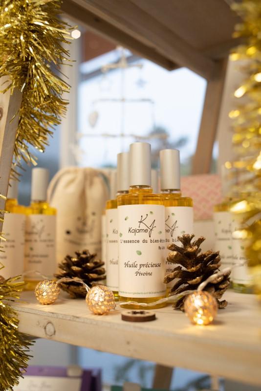 Jolly cosmétiques Kajame Noel idée Cadeau en ligne